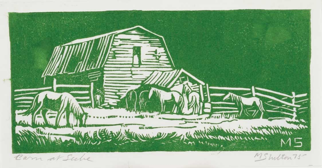 Margaret-Shelton_Barn-at-Seebe_1975